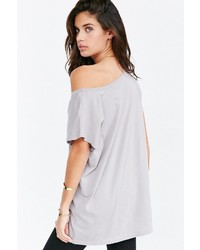 Truly Madly Deeply Off The Shoulder Tee