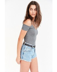 Project Social T Kenny Cold Shoulder Tee