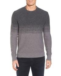 Monte Rosso Monte Rosse Ombre Cashmere Sweater