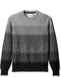 Weatherproof Vintage Shetlen Wool Ombre Crew Sweater