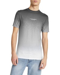 River Island Fade Muscle Graphic Tee