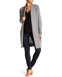 Abound Long Open Front Cardigan