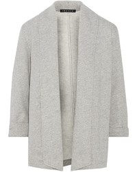 Theory Ashbey Knitted Cotton Cardigan