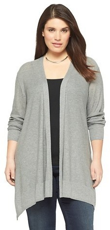 Ava Viv Plus Size Open Layering Cardigan Sweater | Where to buy ...