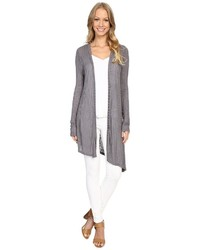 B Collection By Bobeau Knox Asymmetric Duster Cardigan