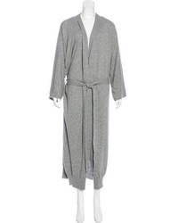 Tomas Maier Cashmere Open Front Cardigan