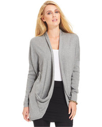 DKNY Jeans Long Sleeve Open Front Cardigan