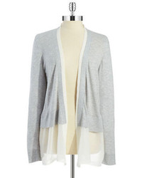 Dknyc Open Front Cardigan