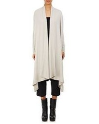 Rick Owens Draped Front Cardigan