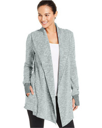 Ideology Long Sleeve Open Front Cardigan