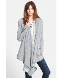 Free People In The Loop Open Front Cardigan