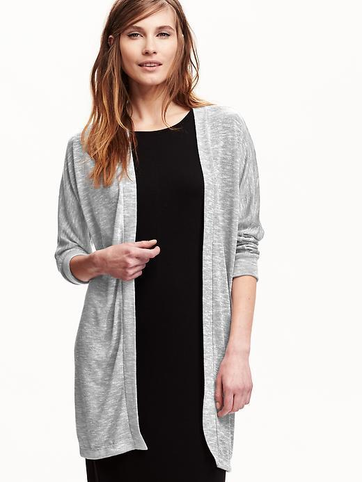Old Navy Long Open Front Cardigan | Where to buy & how to wear