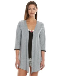 Apt. 9 Love Story Open Front Cardigan