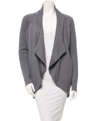 Helmut Lang Open Front Cardigan