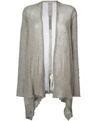 Open front shawl cardigan medium 6471597