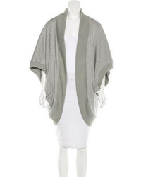 Elizabeth and James Oversize Open Front Cardigan