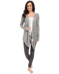 PJ Salvage Pj Salvage Reversible Cozy In Cable Wrap Cardigan