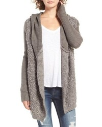 Swept away hooded cardigan medium 844831