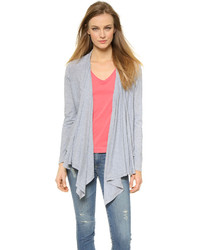 Splendid Vlj Ribbed Cardigan