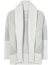 Vince Wool And Cashmere Open Cardigan