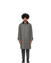 Moncler Genius 7 Moncler Fragt Hiroshi Fujiwara Grey Down Valloryx Coat