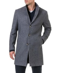 Calton hill wool blend coat medium 8620582