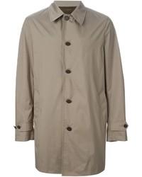 Canali Single Breasted Raincoat