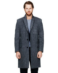 Club Monaco Made In America Topcoat