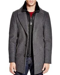 Mackage Dillon Wool Overcoat