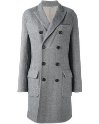 Double breasted coat medium 846357