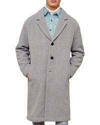 Topman Drop Shoulder Car Coat