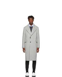 Wooyoungmi Grey Wool Coat