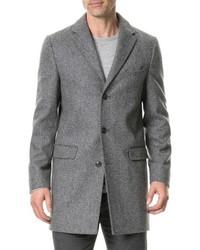 Mcgowans wool blend coat medium 8620591