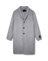 Ksubi Mogul Wool Blend Coat