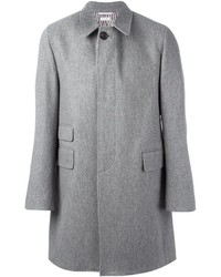 Thom Browne Oversized Single Breasted Coat