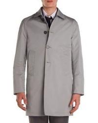 Thom Browne Raglan Sleeved Overcoat
