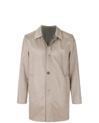 Kired Reversible Single Breasted Coat