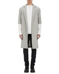 Fear Of God The Overcoat Grey
