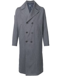 Undercover Panelled Double Breasted Coat
