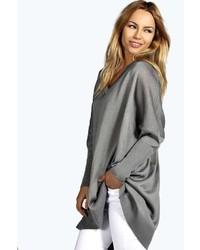 857eb506 Women's Grey Oversized Sweaters by Boohoo   Women's Fashion ...