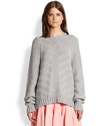 A.L.C. Harris Oversized Dolman Sleeved Sweater