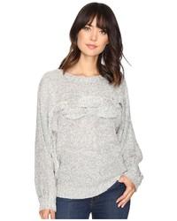 Brigitte Bailey Janiya Oversized Knit Sweater Sweater