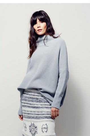 Free People Ottoman Slouchy Tunic By 148 Free People Lookasticcom