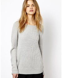 Vila Oversize Knit Sweater