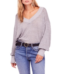 Free People We The Free By South Side Thermal Top