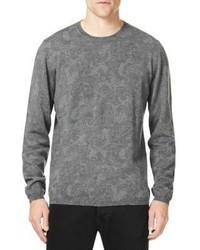 Etro Paisley Wool Sweater