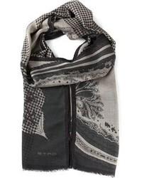 Etro paisley scarf medium 111247