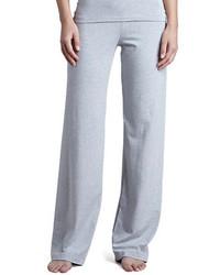 La Perla Tricot Relaxed Pants Gray