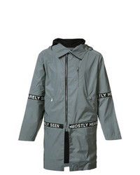 Hooded parka grey medium 7131350