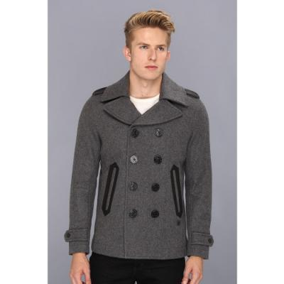 Diesel Wede Peacoat Jacket Grey | Where to buy & how to wear